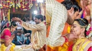 Telugu actor Varun Sandesh ties the knot with Vithika Sheru!