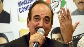 SP, BJP and BSP have destroyed Mahatma Gandhi's legacy: Ghulam Nabi Azad