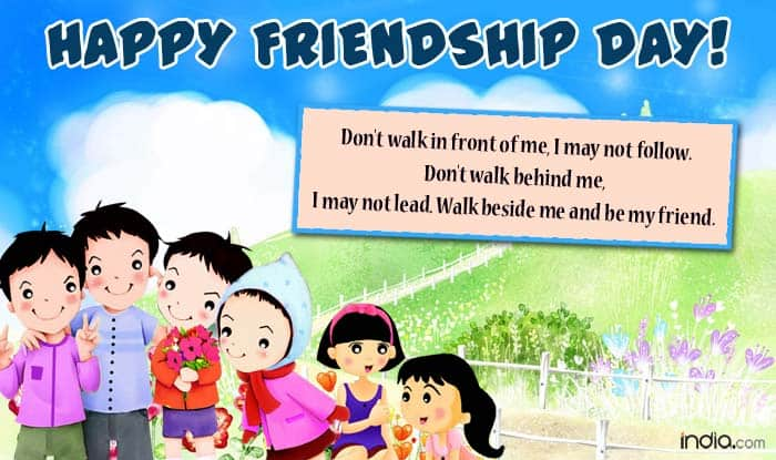 High Quality Happy Friendship Day 2016: 20 Best Friendship Day Greetings, E Cards And  Images To Wish Happy Friendship Day!