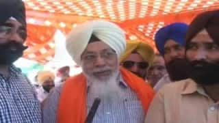 AAP wants to make Arvind Kejriwal the Chief Minister of Punjab, says suspended MP Harinder Singh Khalsa