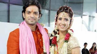 Major Throwback! Karan Patel's wife Ankita Bhargava shares a beautiful photograph from her wedding day