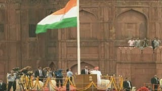 Prime Minister Narendra Modi greets India on her 70th Independence Day