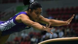 Indian Gymnast Dipa Karmakar Creates Olympic History