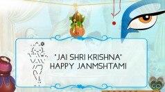 Happy Janmashtami 2019: जन्माष्टमी पर अपनों को भेजें ये Messages, दें शुभकामनाएं...