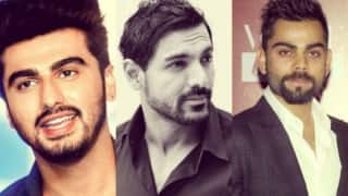 John Abraham, Arjun Kapoor & Virat Kohli sign petition to strengthen animals act