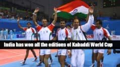 2016 Kabaddi World Cup: Participating nations, stats and other details