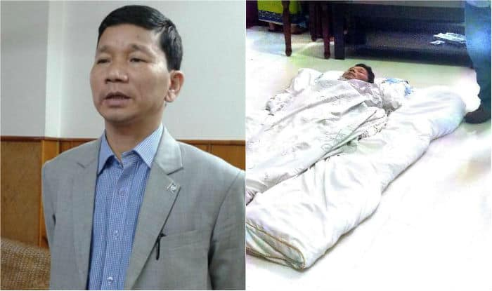 Former Arunachal Pradesh CM found dead at his residence