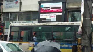 Pune: Digital giant screen spotted streaming porn website in wee hours