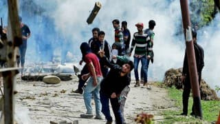 Those who held power in Kashmir now adding fuel to fire: BJP