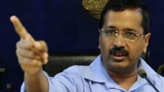 Narendra Modi and Najeeb Jung want Delhi Commission for Women chief to be arrested: Kejriwal