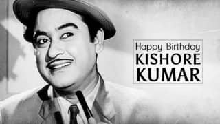 Kishore Kumar birthday special: Top 10 evergreen melodious songs from the king of melody!