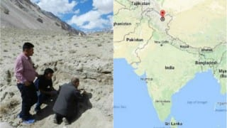 Discovery from 8500 BC: Ancient camping site found by Archeological Survey of India predates Mohenjo Daro period