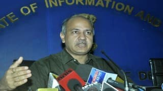 Cow vigilante grps are protected by govts in BJP ruled states: Manish Sisodia