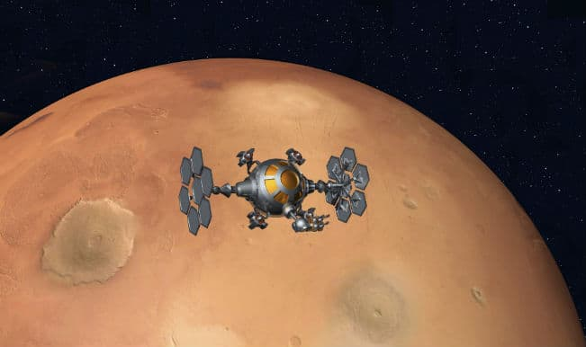 NASA selects six firms to develop habitats for Mars mission