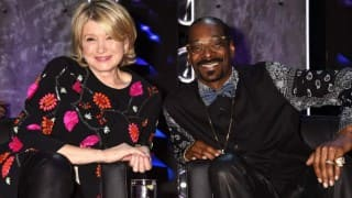 Snoop Dogg, Martha Stewart team up for new television show, Martha and Snoop's Dinner Party