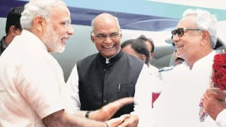 Behind Nitish Kumar meeting Narendra Modi: Is 'vikas purush' burdened by 'jungle raj' and aiming to mend saffron links?