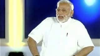 Narendra Modi 1st Townhall: Launches PMO app, stresses on technology, good governance to transform India