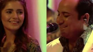 Coke Studio's 'Afreen Afreen' by Rahat Fateh Ali Khan & Momina Mustehsan has left us spellbound!
