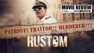 Rustom movie review: Akshay Kumar in a class of his own in compelling courtroom drama