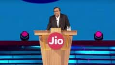 Mukesh Ambani to make Reliance Jio related speech today| मुकेश…