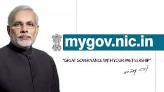 Want a job with Government of India? Narendra Modi regime is offering jobs on contract via MyGov (Watch Video)