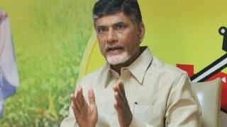 Chandrababu Naidu meets Narendra Modi, raises issue of special status to Andra Pradesh