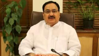Health and Family Minister J P Nadda launched patients feedback initiative 'Mera Aspataal'