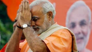 Narendra Modi reaches out to farmers in poll-bound Gujarat