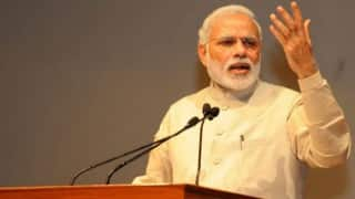 Narendra Modi to inaugurate first phase of SAUNI project in Gujarat tomorrow