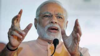Narendra Modi asks young IAS officers to be sensitive to surroundings