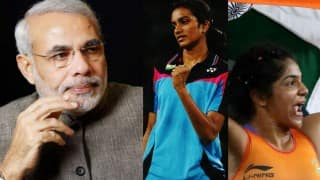 Narendra Modi congratulates athletes who made Rio Olympic 2016 an eventful 16 days of games