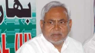 Clean Ganga not possible unless flow is uninterrupted: Nitish Kumar