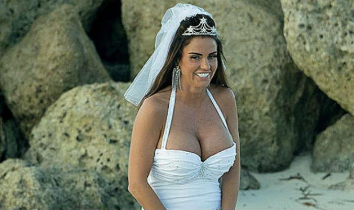 Vows Wedding Dresses 70 Superb Katie Price u Kieran