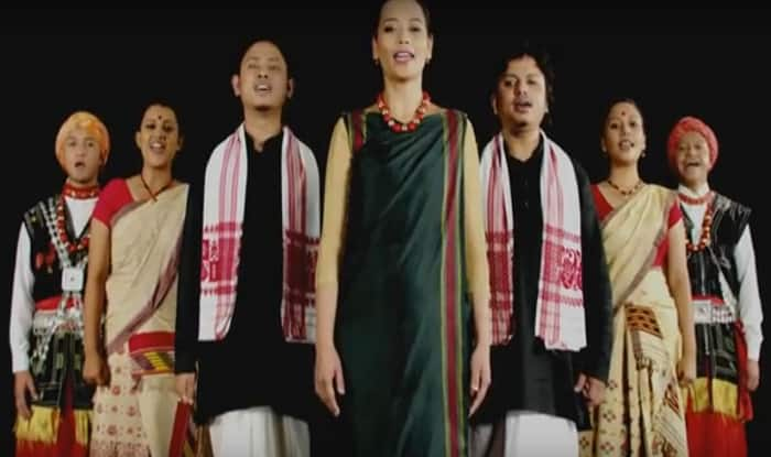 70th Independence Day: National Anthem sung by these patriots of North-East will put to shame the dwellers of Hindi Heartland (Video)