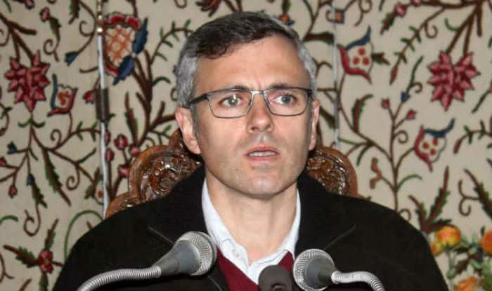 National Conference (NC) vice –president Omar Abdullah
