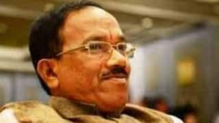 Laxmikant Parsekar rules out early polls in Goa
