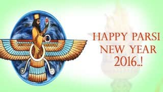 Happy Parsi New Year 2016 Wishes: Best Quotes, SMS, Facebook Status & WhatsApp Messages to send Happy Pateti/Navroz Greetings!