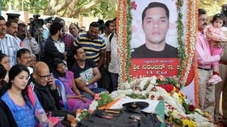 Bengaluru: House of NSG commando who lost his life in Pathankot attack marked for demolition