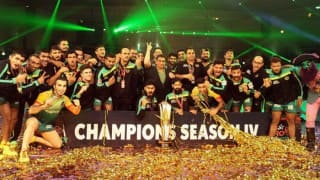 Pro Kabaddi 2016 Final Patna Pirates vs Jaipur Pink Panthers, Match Result & Highlights: Patna Pirates win PKL 4