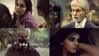 PINK trailer: Amitabh Bachchan and Taapsee Pannu starrer reveals the dark side of Indian society! (Watch Video)