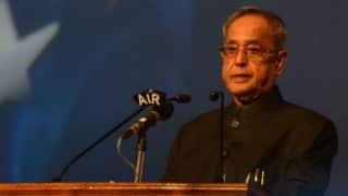 Study Constitution well, understand democratic process: Pranab Mukherjee to law students