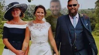 Sister adds dead brother to wedding photos in UK