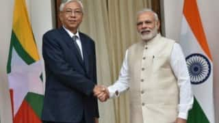 India, Myanmar stress on sound border management