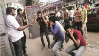 Pune: Muslim workers humiliated, forced to do sit-ups in public for not paying Ganpati donation