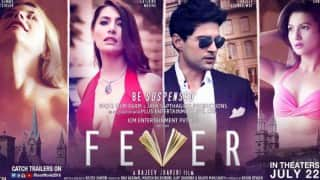 Fever movie review: Rajeev Khandelwal starrer is a painfully convoluted film!