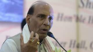 At Islamabad meet,Rajnath Singh to ask Pakistan to stop sponsoring terror