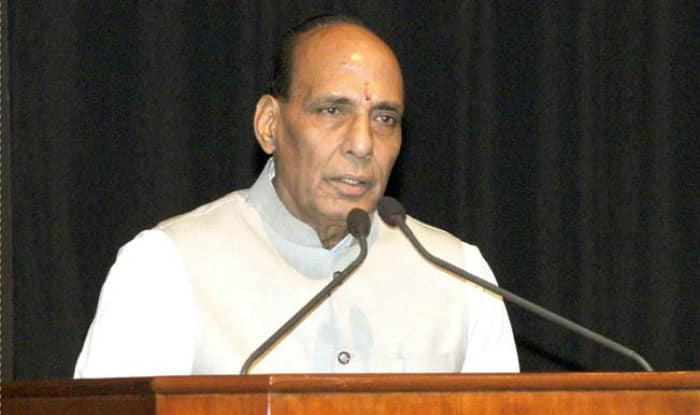 Centre dismisses speculations over Rajnath speech blackout