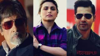 Mardaani 2 on cards: Will Amitabh Bachchan and Varun Dhawan team up for Pradeep Sarkar film?