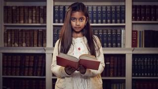 10 yr old Indian kid Rhea crowned Child Genius 2016 in England