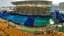 Rio Olympics pool goes green due to filtration problems